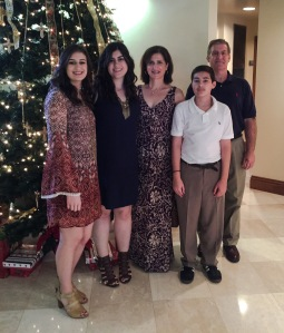 Merry Christmas from the Phillips family